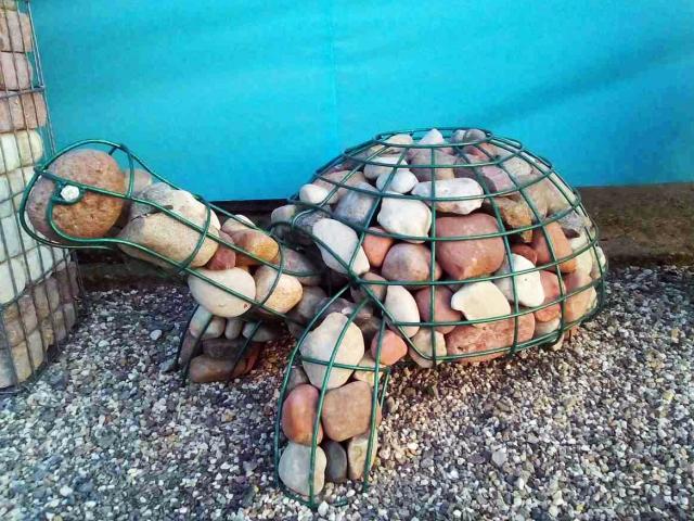 Габион-черепаха-2