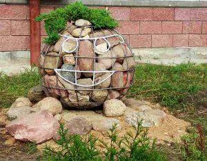 Габион-шарик